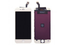 iPHONE 6 LCD TOUCH SCREEN DISPLAY DIGITIZER GLASS ASSEMBLY UNIT WHITE