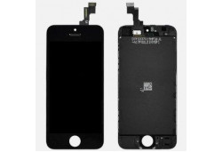 iPHONE 5S A1457 LCD TOUCH SCREEN DISPLAY DIGITIZER GLASS ASSEMBLY UNIT BLACK