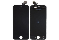 iPHONE 5 LCD TOUCH SCREEN DISPLAY DIGITIZER GLASS ASSEMBLY UNIT BLACK