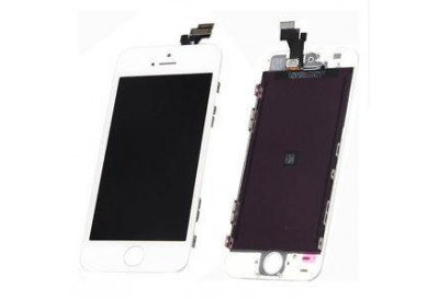 iPHONE 5S A1457 LCD TOUCH SCREEN DISPLAY DIGITIZER GLASS ASSEMBLY UNIT WHITE