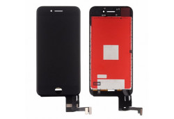 iPhone 7 LCD Display Screen Touch Digitizer Frame Unit Assembly Black