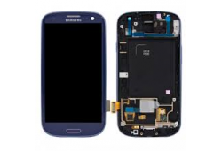 samsung galaxy s3 blue screen full assembly